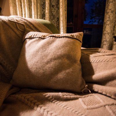 Cashmere Dreams Pillow